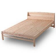 日本製ひのき繊細すのこベッド