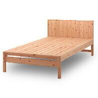 日本製ひのきすのこベッドこだわりモデル