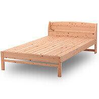 日本製ヒノキすのこベッド