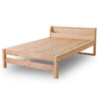 日本製ひのき頑丈すのこベッド