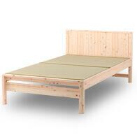 日本製ひのき畳ベッド