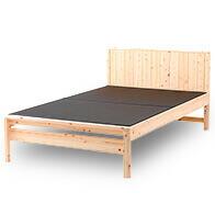 日本製ひのき黒畳ベッド