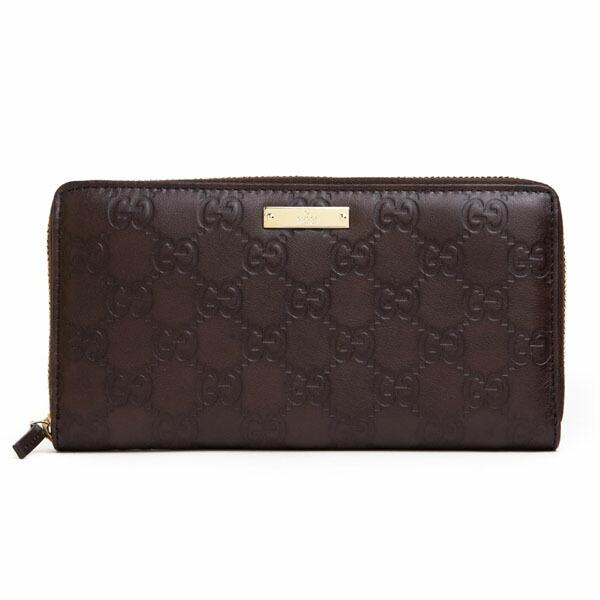 dbad85b1644c GUCCIから上質なグッチシマレザーを使用した男女問わずお使い頂けるラウンドファスナー長財布の入荷です。  飽きにくいシンプルなデザインで、年齢問わず末長くお使い ...