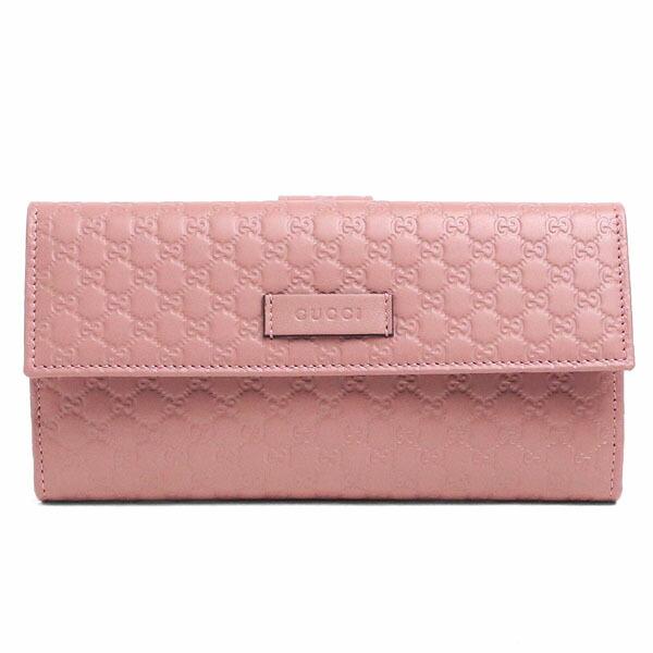5b2bf8148a53 GUCCIから上質なグッチシマレザーを使用したWスナップボタン式長財布の入荷です。 飽きにくいシンプルなデザインで、年齢問わず末長くお使い頂けます。