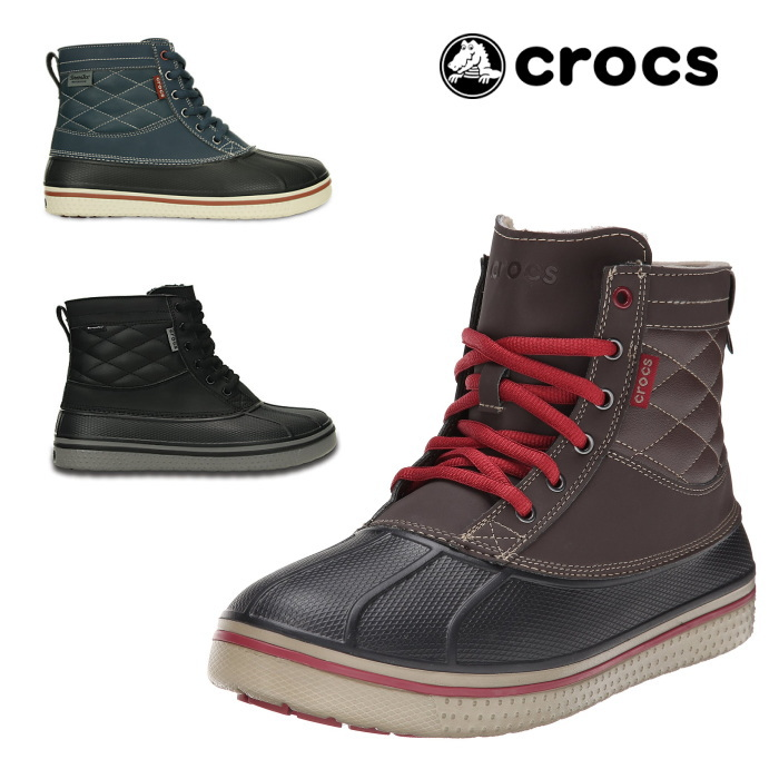footmonkey rakuten global market crocs boa boots crocs