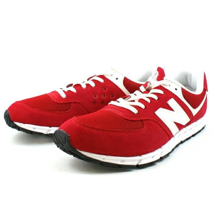 Black N Red Shoes