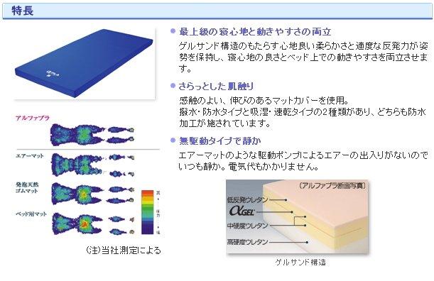 株式会社タイカアルファプラ100cm幅(R0:195cm/R0M:181cm)