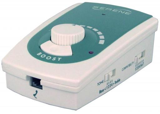 テレアンプ3(UA45) 電話音量増幅器株式会社自立コム