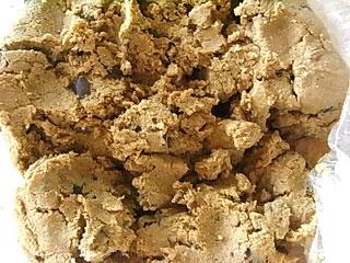 漬物専門店の小池商店さんのぬか床のオリジナル配合糠