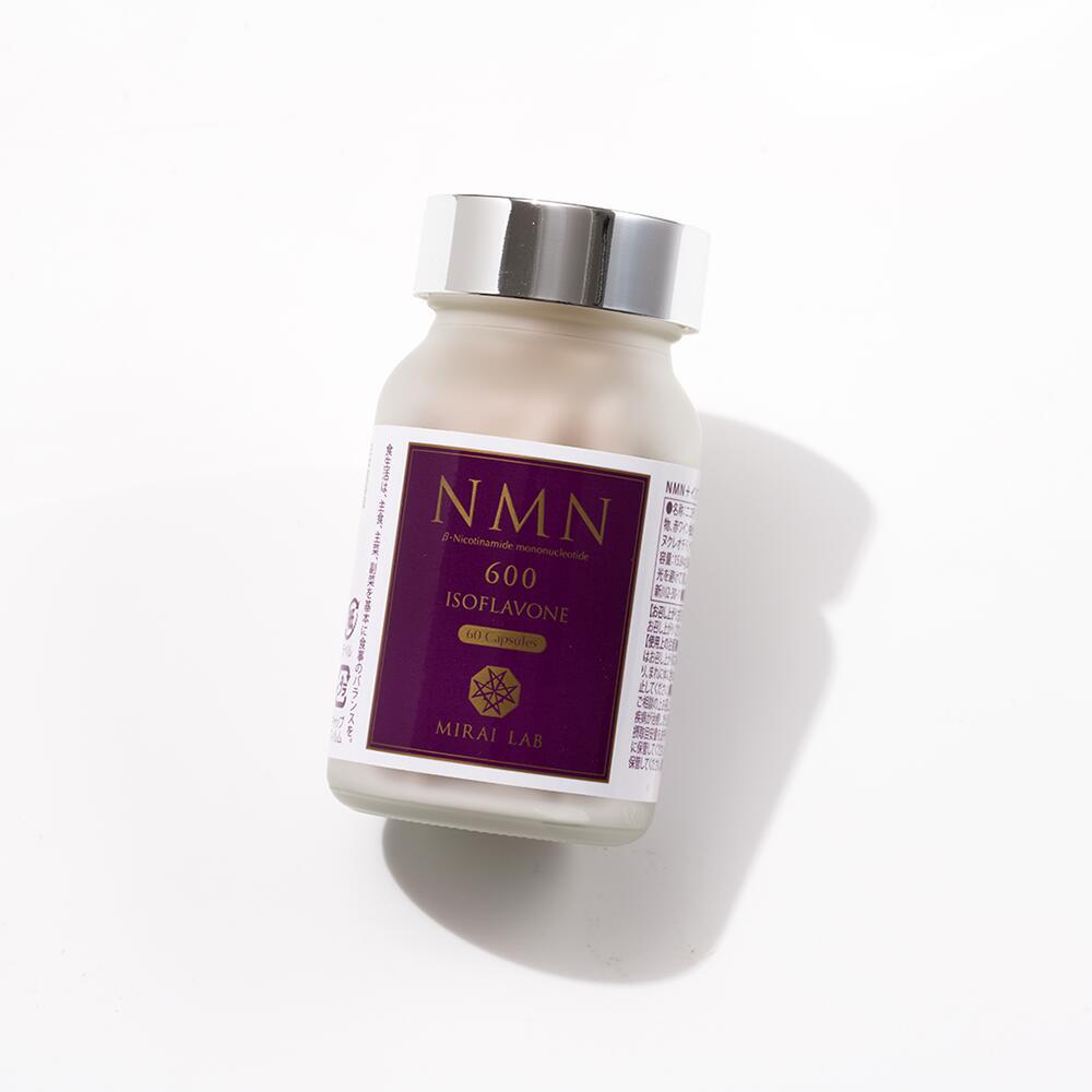 NNMN+イソフラボン (60タブレット)