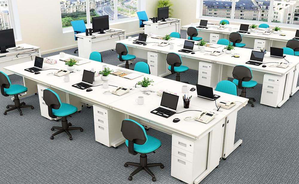 デスク オフィス