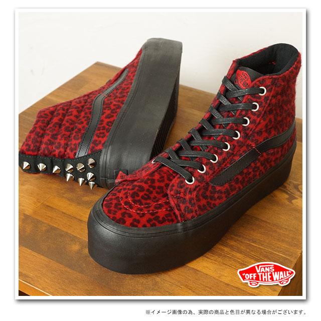 mischief  VANS vans sneakers PLATFORM CLASSICS SK8-HI classics ... ca91fec8a6