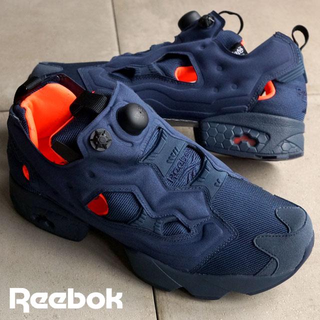 mischief  Reebok Reebok sneakers INSTA PUMP FURY TECH インスタポンプ ... 1131d35ba1