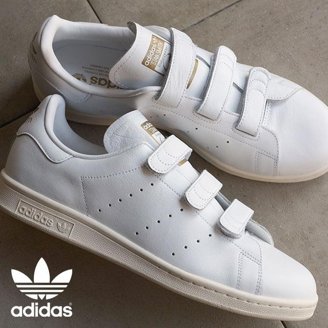 timeless design a9543 75b03 Adidas Stan Smith Velcro herbusinessuk.co.uk