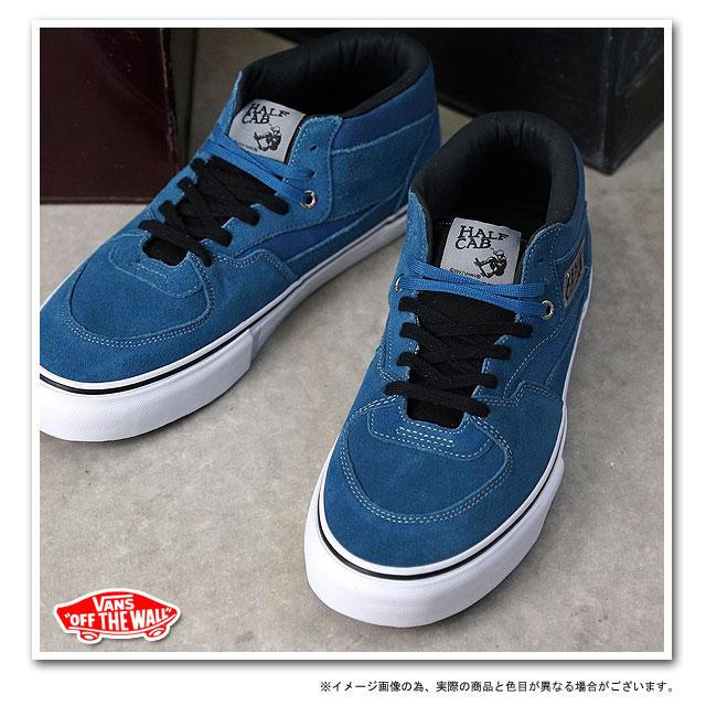 Buy - vans half cab blue - OFF 65
