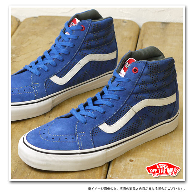 2b83bba5c79b76 mischief  □□VANS vans sneakers SK8-HI NOTCHBACK PRO skating high ...