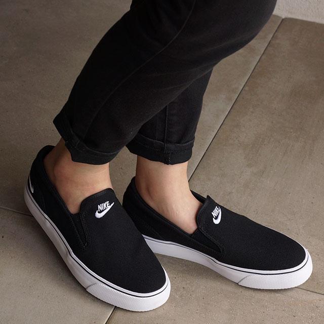 Onheil Lady's Slip Toki Wmns Schoenen Sneakers Nike Canvas wA1gR