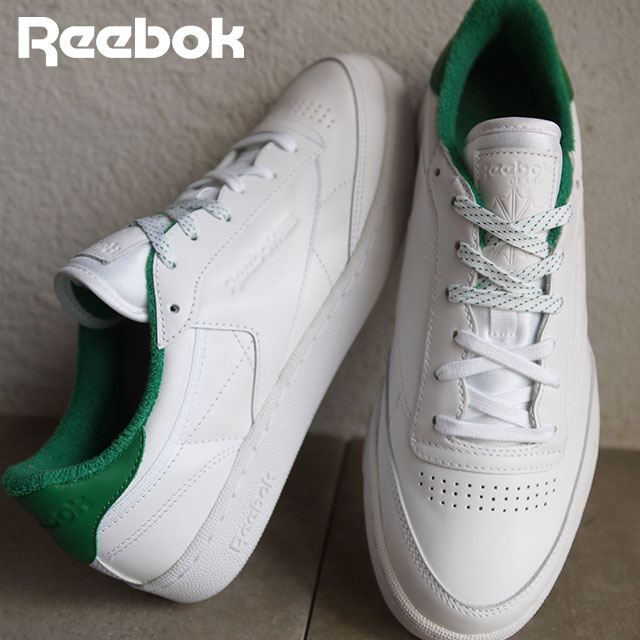 23d6012dd3ff8 Reebok Club C 85 Leather snyggatuttar.nu