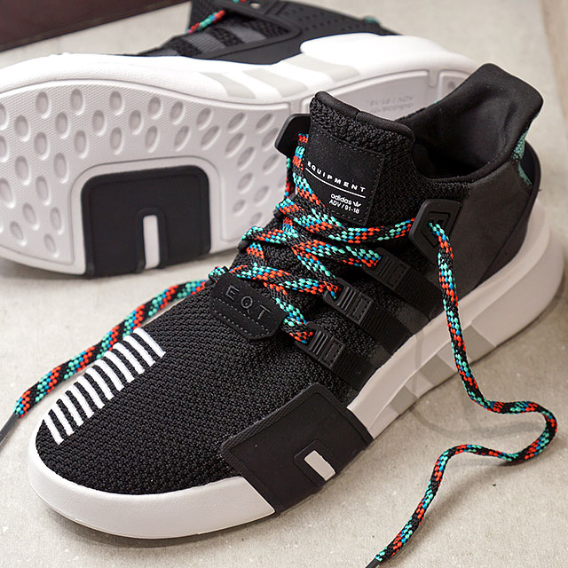 online store 5dd3d 1f3ee adidas Adidas sneakers shoes men originals EQT BASK ADV E cue tea basque  ADV core black / core black / assistant Green S13 (CQ2993 SS18)