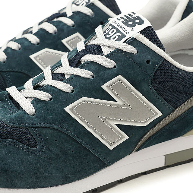ニューバランス 【即納】 Dワイズ 靴 newbalance 【コンビニ受取対応商品】 MRL996 AN (MRL996AN SS18) メンズ・レディース スニーカー ネイビー