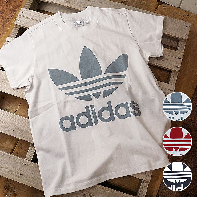 adidas Big Trefoil T Shirt Donna CE2436 Giochi e giocattoli
