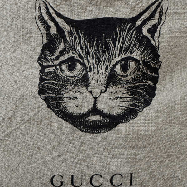 pretty nice 96a3c 8580d グッチ ガーデン GUCCI Garden キャットプリント トートバッグ ...