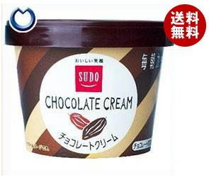 【送料無料】 スドージャム スドー 毎朝カップ チョコレートクリーム 135g×12個入 ※北海道・沖縄・離島は別途送料が必要。