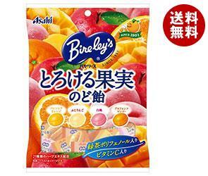 【送料無料】 アサヒフード バヤリース とろける果実のど飴 120g×12(6×2)袋入 ※北海道・沖縄・離島は別途送料が必要。