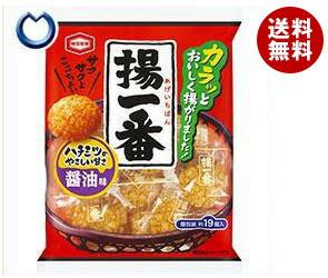 【送料無料】 亀田製菓 揚一番 155g×12袋入 ※北海道・沖縄・離島は別途送料が必要。