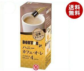 【送料無料】 ドトールコーヒー ドトール インスタント ハニーカフェ・オ・レ 11g×4P×36個入※北海道・沖縄・離島は別途送料が必要。