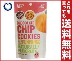 【送料無料】【2ケースセット】 マルカイ ヒドゥンガーデン チョコチップクッキー 40g×24袋入×(2ケース) ※北海道・沖縄・離島は別途送料が必要。