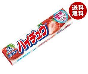 【送料無料】 森永製菓 ハイチュウ ストロベリー 12粒×12個入 ※北海道・沖縄・離島は別途送料が必要。
