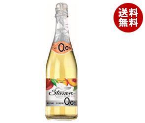 送料無料 湘南貿易 シードルZERO ピーチ 750ml瓶×12本入 ※北海道・沖縄・離島は別途送料が必要。