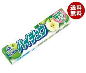 【送料無料】 森永製菓 ハイチュウ グリーンアップル 12粒×12個入 ※北海道・沖縄・離島は別途送料が必要。