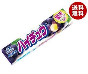 【送料無料】 森永製菓 ハイチュウ グレープ 12粒×12個入 ※北海道・沖縄・離島は別途送料が必要。