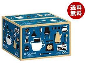 【送料無料】 UCC 職人の珈琲 ドリップコーヒー まろやか味のマイルドブレンド 100P×1箱入 ※北海道・沖縄・離島は別途送料が必要。