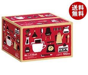 【送料無料】 UCC 職人の珈琲 ドリップコーヒー あまい香りのモカブレンド 100P×1箱入 ※北海道・沖縄・離島は別途送料が必要。