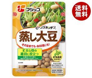【送料無料】 フジッコ 蒸し大豆 100g×10袋入 ※北海道・沖縄・離島は別途送料が必要。