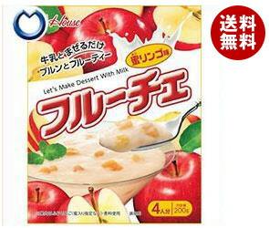 【送料無料】【2ケースセット】 ハウス食品 フルーチェ 蜜リンゴ味 200g×30個入×(2ケース) ※北海道・沖縄・離島は別途送料が必要。