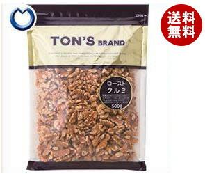【送料無料】 東洋ナッツ食品 トン クルミチョップ 500g×10袋入 ※北海道・沖縄・離島は別途送料が必要。