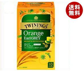 【送料無料】 片岡物産 トワイニング オレンジアールグレイ 2g×10袋×48(6×8)個入 ※北海道・沖縄・離島は別途送料が必要。