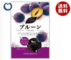 【送料無料】 共立食品 プルーン 40g×6袋入 ※北海道・沖縄・離島は別途送料が必要。