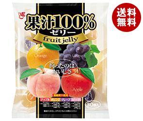 【送料無料】 エースベーカリー 果汁100%ゼリー 33個×12袋入 ※北海道・沖縄・離島は別途送料が必要。