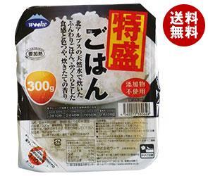 【送料無料】 ウーケ 特盛ごはん 300g×24個入 ※北海道・沖縄・離島は別途送料が必要。