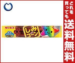 【送料無料】 ギンビス しみチョココーンスティック 1本×30袋入 ※北海道・沖縄・離島は別途送料が必要。