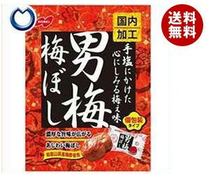 送料無料 ノーベル製菓 男梅梅ぼし 52g×6袋入 ※北海道・沖縄・離島は別途送料が必要。