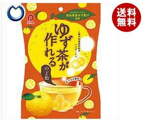 【送料無料】 パイン ゆず茶が作れるのど飴 100g×10袋入 ※北海道・沖縄・離島は別途送料が必要。