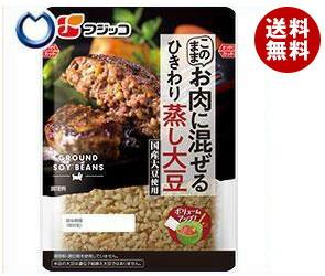 【送料無料】 フジッコ ひきわり蒸し大豆 85g×10袋入 ※北海道・沖縄・離島は別途送料が必要。
