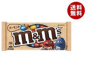 【送料無料】 マースジャパン M&M'S(エム&エムズ) アーモンドシングル 37g×12袋入 ※北海道・沖縄・離島は別途送料が必要。