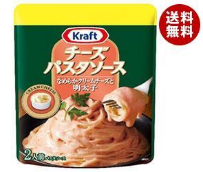 【送料無料】 ハインツ クラフト チーズパスタソース なめらかクリームチーズと明太子 230g×6袋入 ※北海道・沖縄・離島は別途送料が必要。